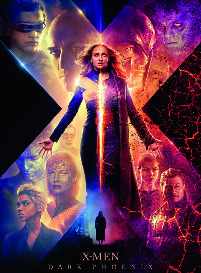 X-MEN THE DARK PHOENIX