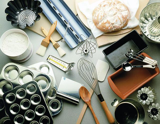 Les 7 « instruments » indispensables en pâtisserie