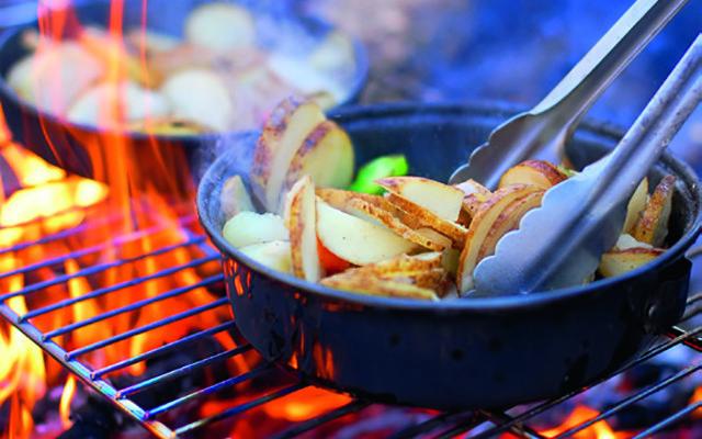 Des astuces pour vos repas de camping !
