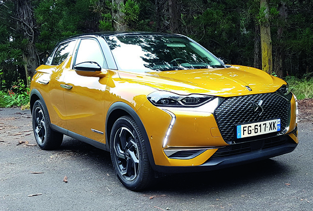 DS 3 CROSSBACK 1.2 PureTech 155ch EAT8 GRAND CHIC