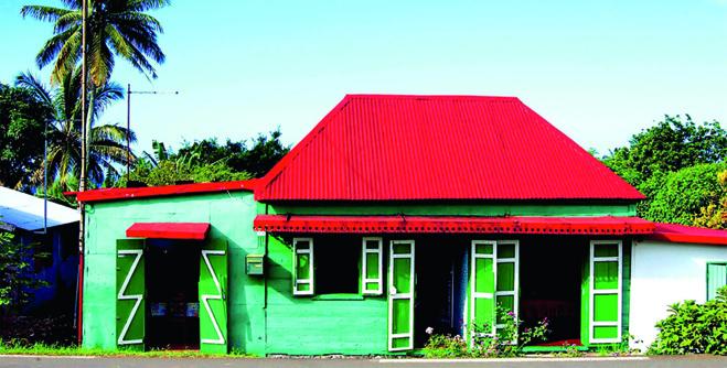 Architecture à La Réunion : Fières cases créoles