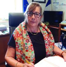 Véronique Beuves, sous-préfète de Saint-Benoît, Cheffe de la sécurité routière départementale