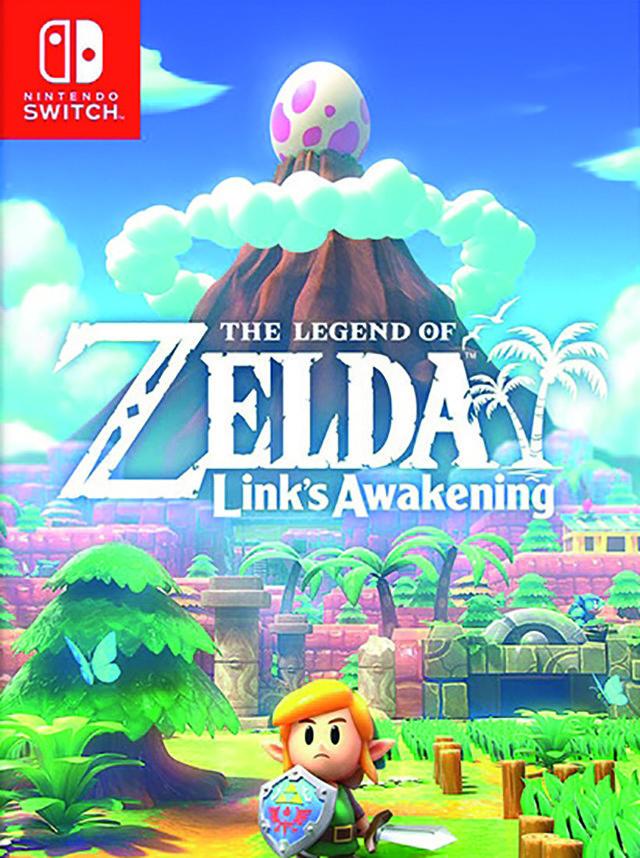 The Legend of Zelda Link's Awakening : Le Retour