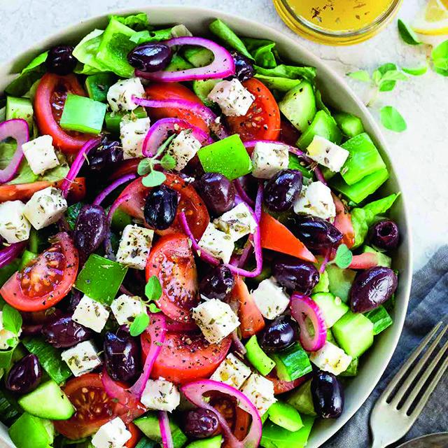 Le temps des salades !