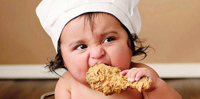 L'alimentation de bébé : la diversification alimentaire