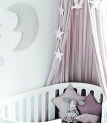 Quand bébé a rendez-vous avec la lune !