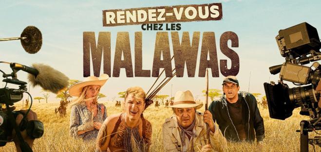 """Cinéma - 50 places à gagner pour """" RENDEZ-VOUS CHEZ LES MALAWAS """" avec le réseau ICC"""