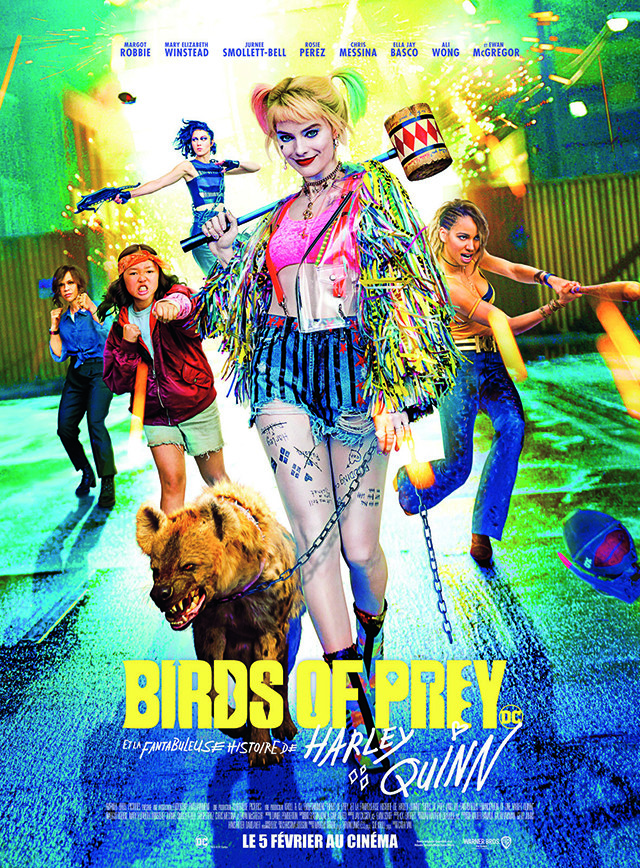 Birds of Prey...