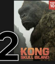 2. Kong Skull Island