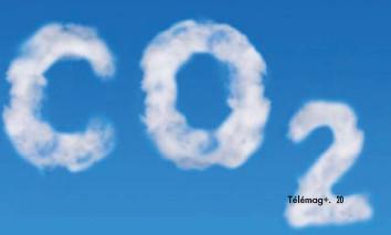 Des émissions de CO2 en baisse