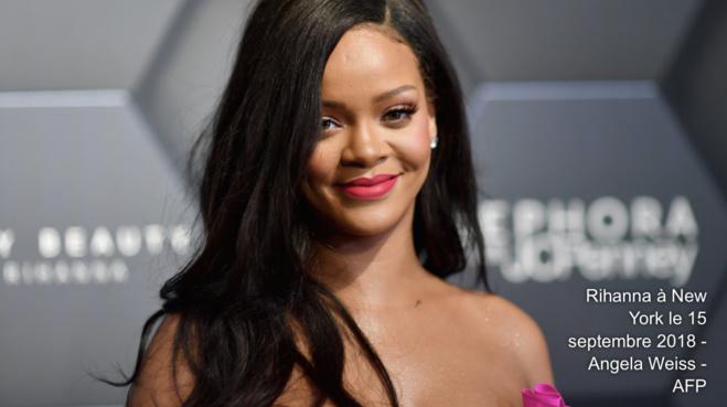 Rihanna fait un don de 5 millions de dollars pour lutter contre le coronavirus