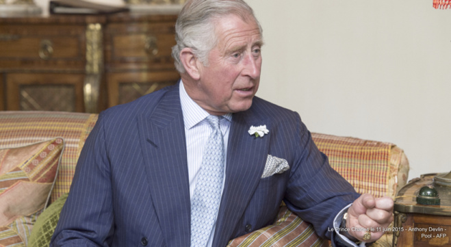 Le prince Charles a contracté le coronavirus