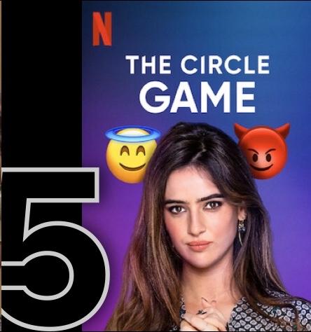 5. The circle game
