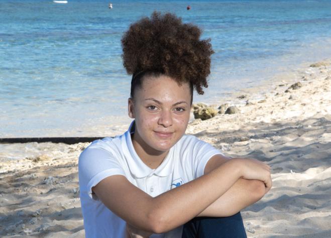 Emma Elisabeth championne d'europe de karaté