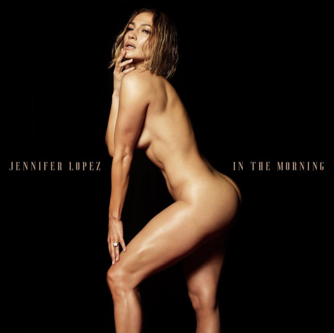 Jennifer Lopez nue en couverture de son nouveau single