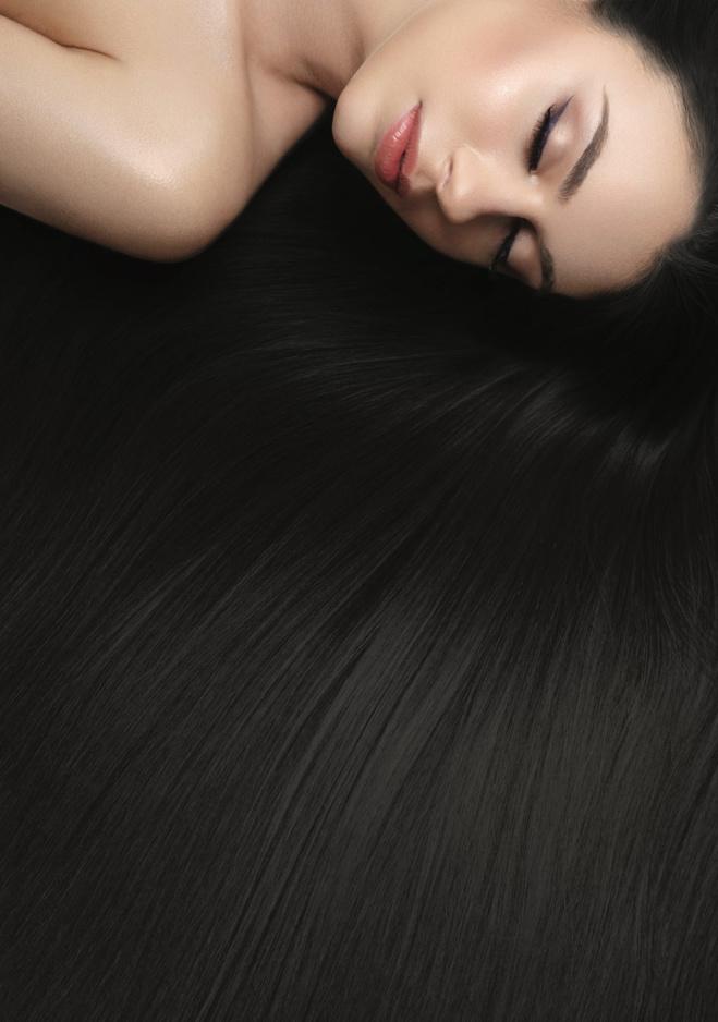 Le secret des cheveux éclatants de santé