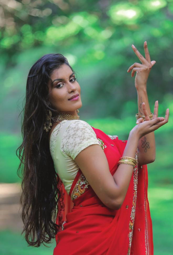 Valérie Soupaya-Valliama - Miss India 2019
