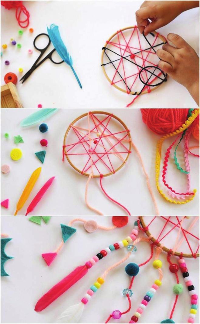 Bricolage pour enfants : développez leur sens de la créativité !