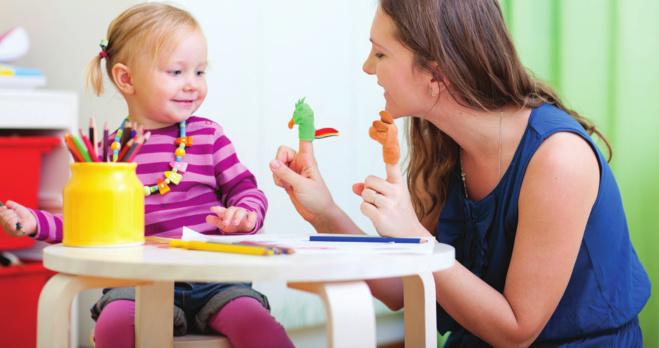 Du baby-sitting au baby-speaking