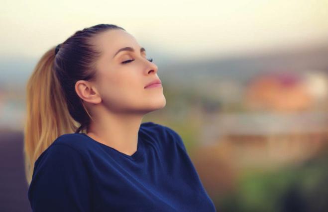 Respirez contre le stress !
