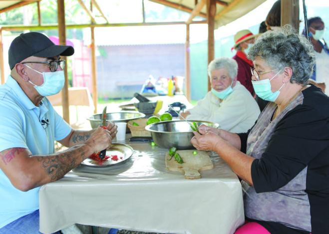 Une journée avec Alice et Daniel robert : à table avec deux épicuriens !