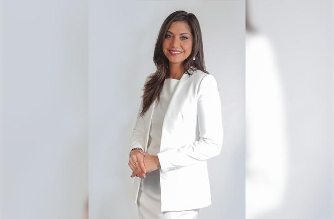 Amandine Rivière : Joker du JT d'Antenne Réunion