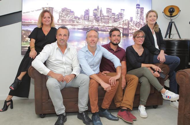 La Fabri'c By Adopte Un Toit, le nouveau centre d'affaires dédié au Co-Working et aux projets immobiliers pour professionnels et particuliers