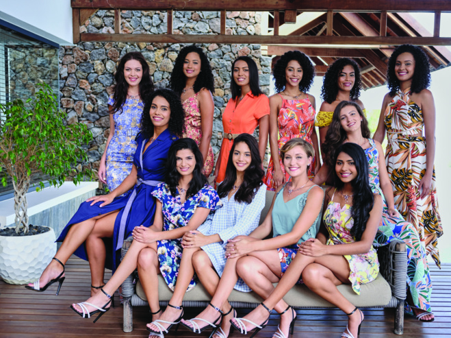 Photos : François Ho-Mouye/ Comité Miss Réunion