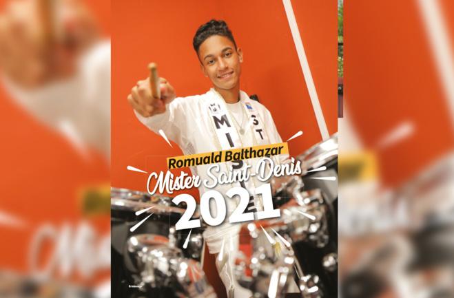 Romuald Balthazar : Mister Saint-Denis 2021