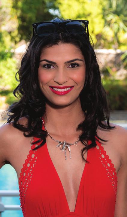 Les candidates Miss Réunion 2021