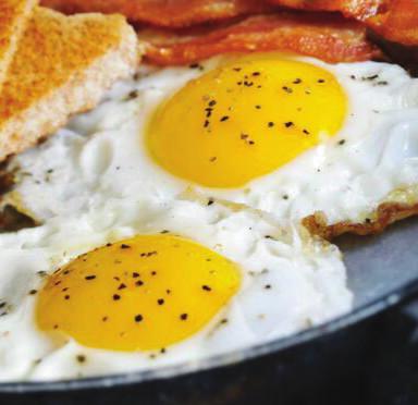 Réussir la cuisson des œufs