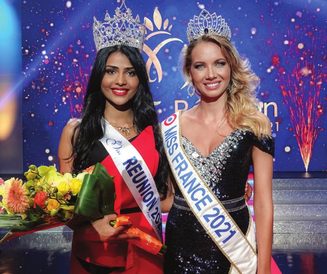 Photos : Comité Miss Réunion Julien M'Tima, François Ho-Mouye, Aziz Patel