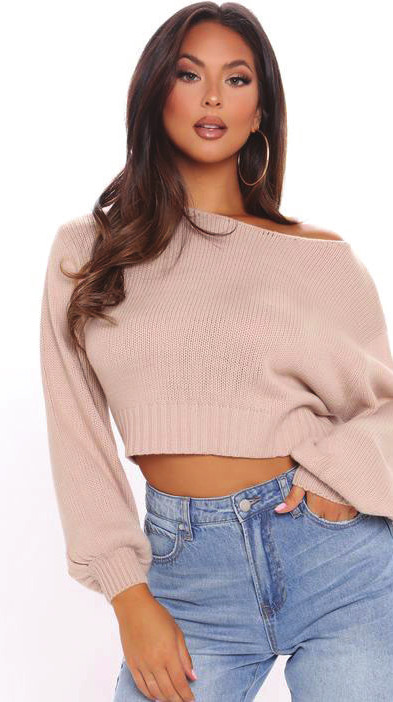 Le cropped pull: le must-have 2021!
