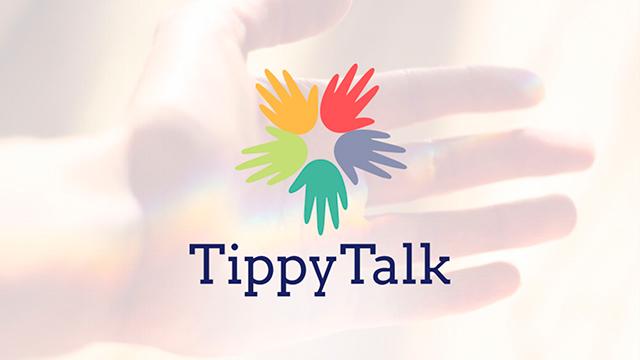L'application Tippy Talk