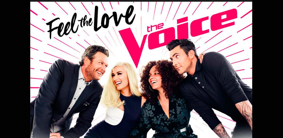 Quand le jury de The Voice US, nous montre qui sont les boss !