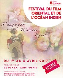 Cinéma : Festival du Film Oriental et de l'océan Indien