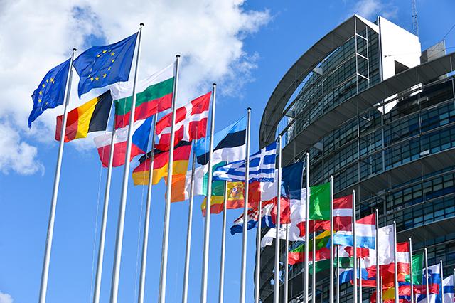 LES ÎLES EN FORCE AU PARLEMENT POUR UNE EUROPE PLUS VERTE