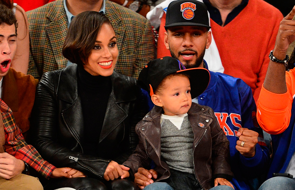 Le fils d'Alicia Keys et Swizz Beats à 2 ans et maîtrise le beatbox