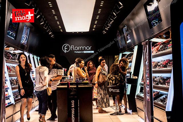 Flormar: Inauguration