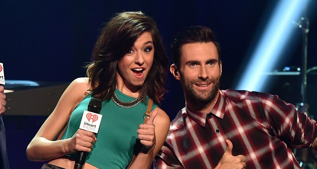 The Voice US : Adam Levine rend hommage à l'ancienne candidate Christina Grimmie
