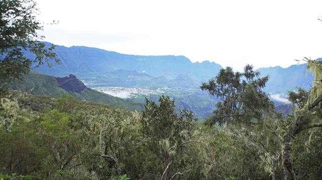 Bivouac et Col Choupette à Cilaos 2ème partie