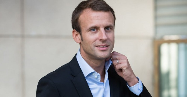 Emmanuel Macron : des photos de fac refont surface !