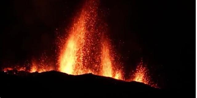 Piton de la Fournaise : éruption en cours dans l'enclos