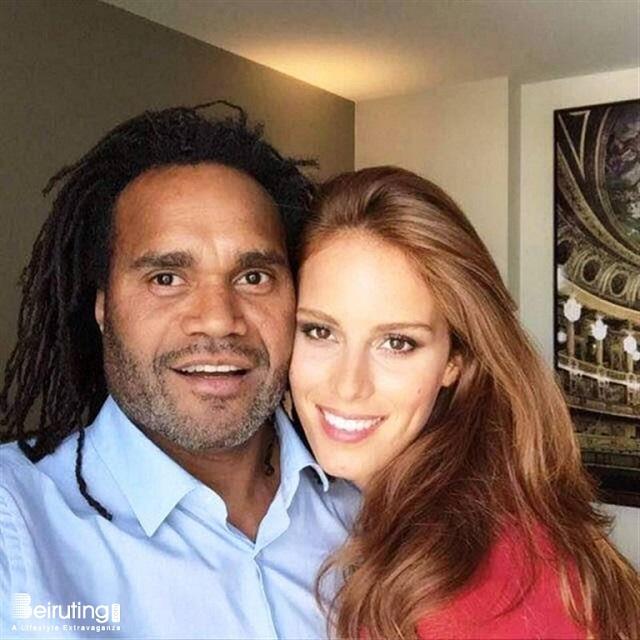 Christian Karembeu a épousé sa nouvelle compagne de 25 ans