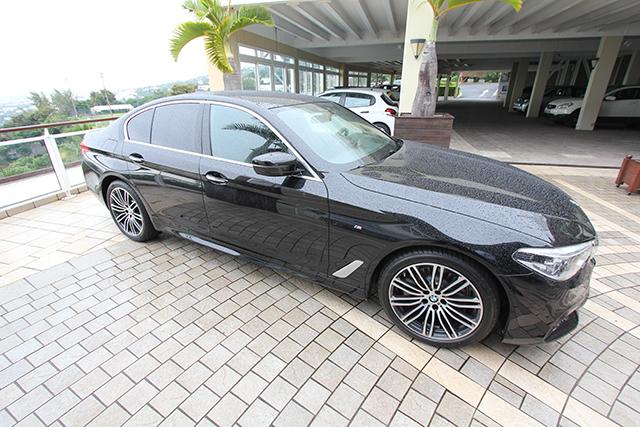 Série 5 BMW G30