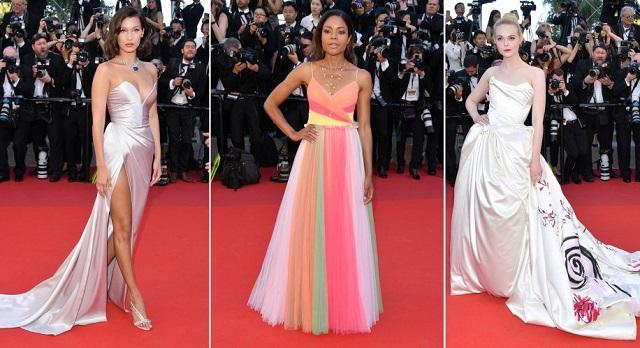 Belles 2017Les De Robes Plus Cannes Festival knP80Ow