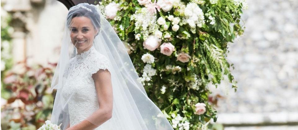 Mariage de Pippa Middleton, découvrez les photos