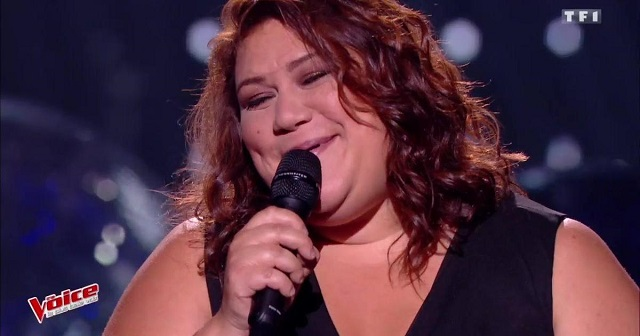 The Voice : Audrey continue de séduire le public