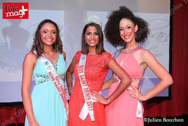 Toute la soirée Miss Saint-Denis 2017