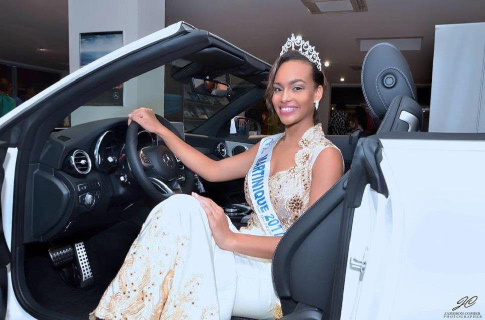 Miss France 2018:  Miss Martinique disqualifiée, une pétition a été lancée